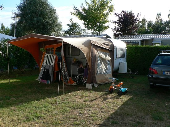 Camping le Ranch : L'emplacement