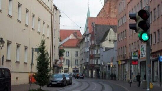 Augsburger Hof: motzarts former home