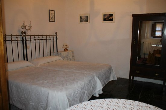 Casona de Treviño: Habitación