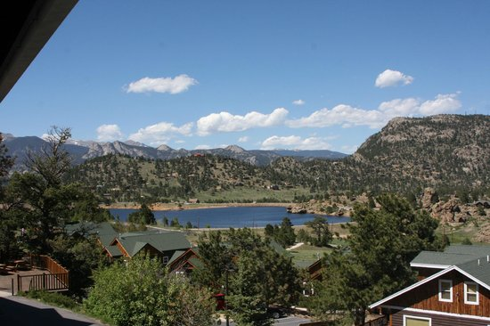 Mary's Lake Lodge Mountain Resort and Condos: view from unit 21A