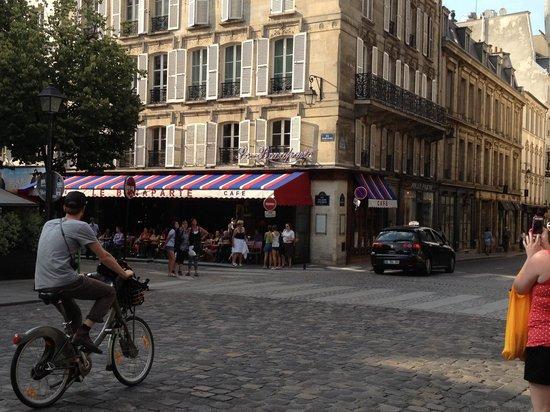 Cafe Bonaparte: Le Bonaparte