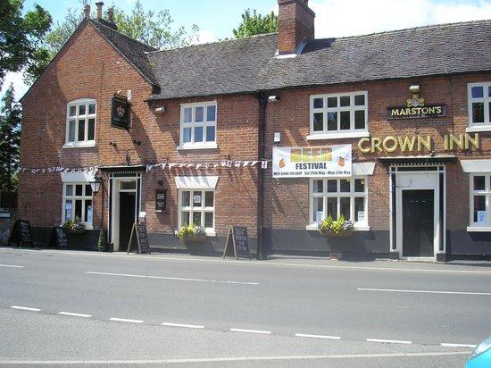 Crown Inn: THE CROWN - YOXALL