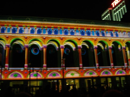 "Boardwalk Hall: Light Show ""Duality"""