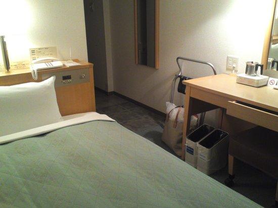 Excel Inn Shibukawa : 部屋