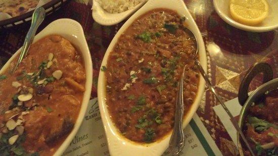 Taste of Punjab: dal makhani