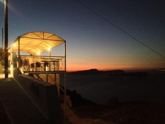 il tramonto al blu rooms