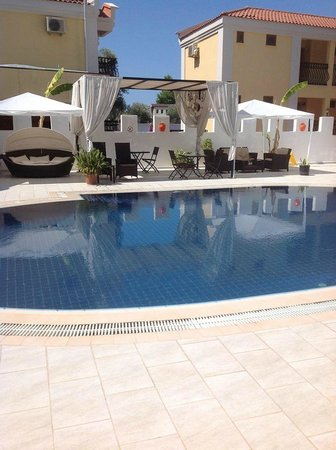Orange Butik Hotel: Orange Hotel Pool 3