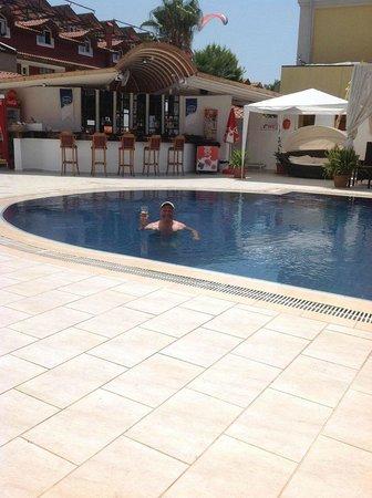 Orange Butik Hotel: Orange Hotel Pool 1