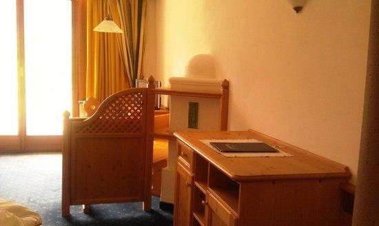 Hotel Reipertingerhof : Camera rustikal