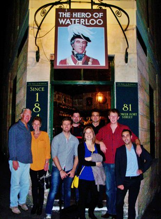 Sydney Pub Tours: Heritage Pubs in Sydney