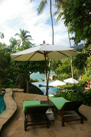 Panviman Resort - Koh Pha Ngan: außergewöhnliche & schöne Poolanlage