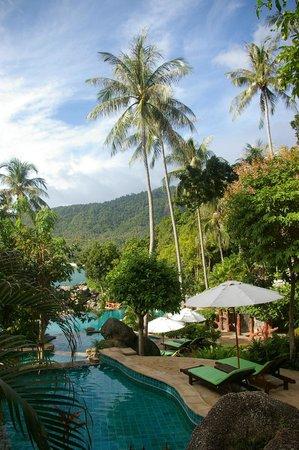 Panviman Resort - Koh Pha Ngan: Traumblick