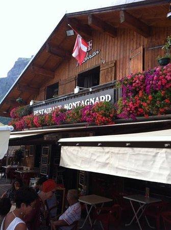 Lou Pachran - Bougnetterie du Mont Blanc