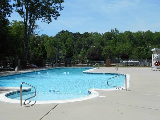 Big Timber Lake Family Camping Resort: Swimming Pool