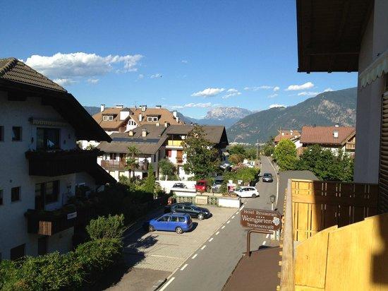 Hotel Weingarten: vista