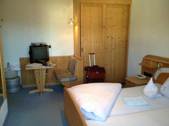 Hotel Weingarten: camera