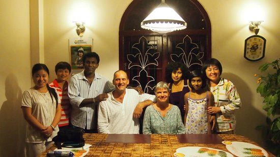Angel Rest House: Big family