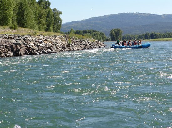 Dave Hansen Whitewater and Scenic River Trips: Quiet Float
