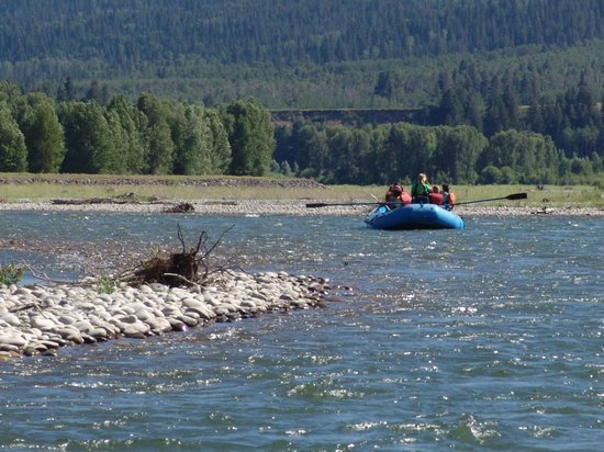 Dave Hansen Whitewater and Scenic River Trips : Serenity and Beauty