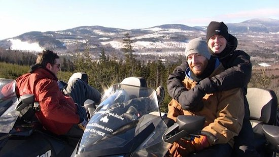 Backcountry Expeditions: Snowmobile Rentals & Guided Trips