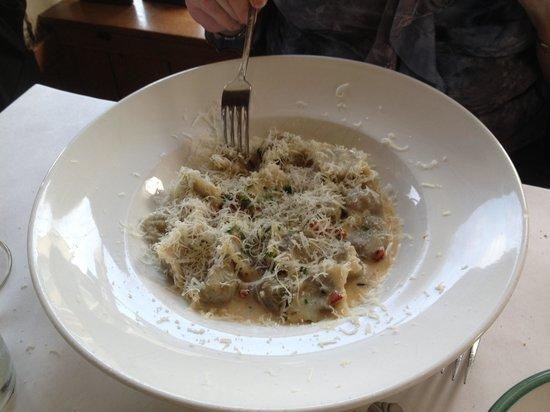 Trattoria Contadina: Even more yummy pasta