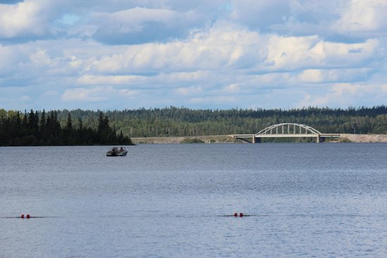 White Lake Provincial Park: Boating on White Lake