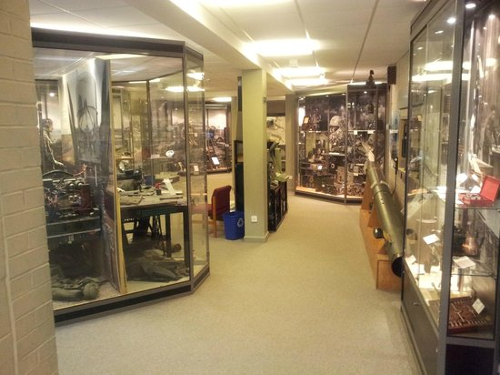 REME Museum: Main exhibition gallery