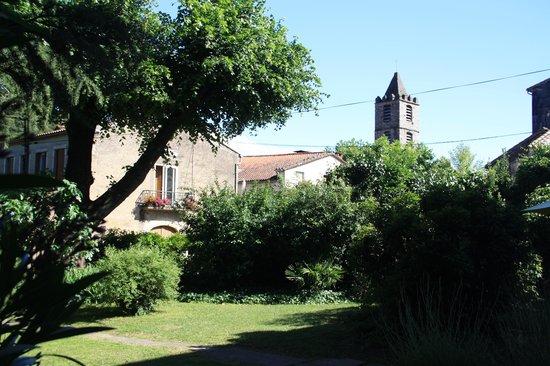 B&B La Cerisaie : garden view