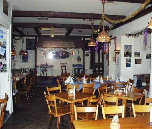 Kyprios: die gemütliche Gaststätte