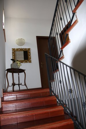 Il Giglio Bed and Breakfast: ingresso alle camere