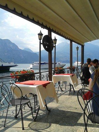 Ristorante Terrazza Barchetta - Picture of Residence Antico Pozzo ...