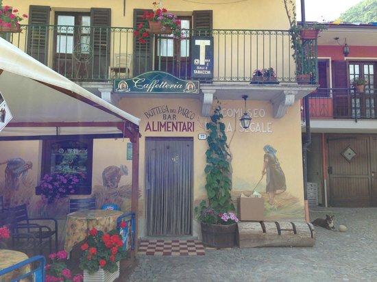 Valdieri, Ιταλία: L'ingresso