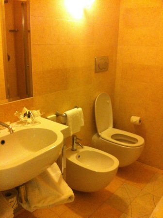 Palace Hotel Vieste: Bagno