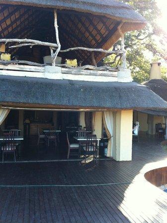Jock Safari Lodge : ristorante