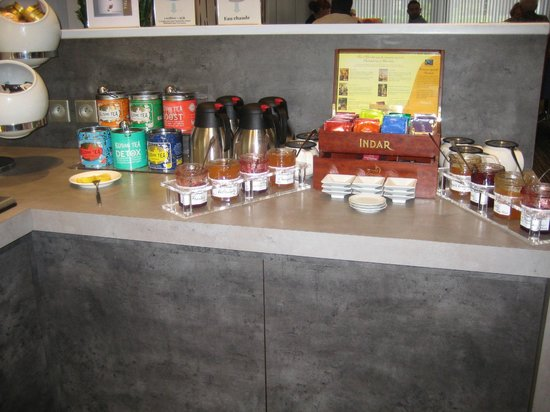 Novotel Lille Centre Grand Place : Breakfast Buffet5