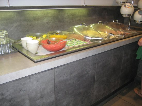 Novotel Lille Centre Grand Place : Breakfast Buffet1