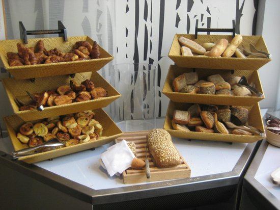 Novotel Lille Centre Grand Place : Breakfast Buffet3