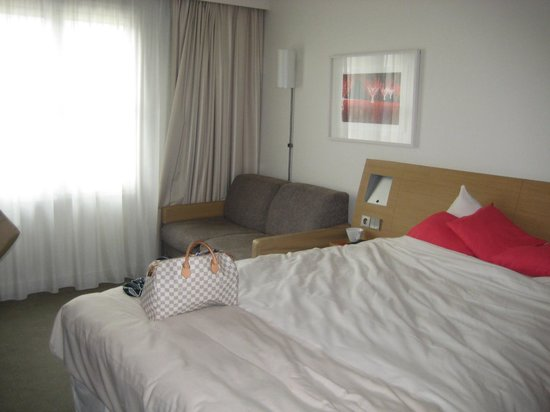 Novotel Lille Centre Grand Place : Bedroom