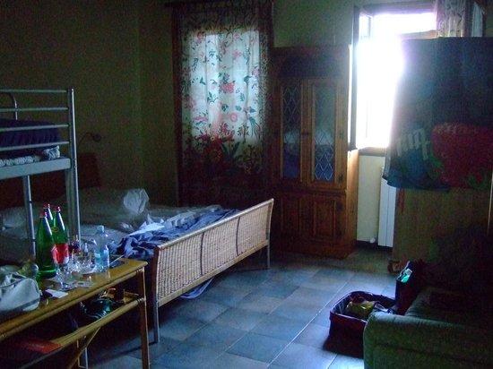 Agriturismo Bellocchio: L'interno della stanza