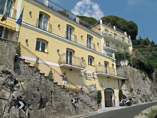 Hotel Villa Pandora: hotel view