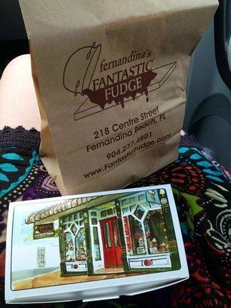 Fantastic Fudge : goodies!