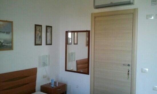 La Baia di Fiascherino : le camere sono praticamente nuove.