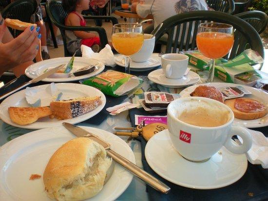 Hotel Terminal: colazione