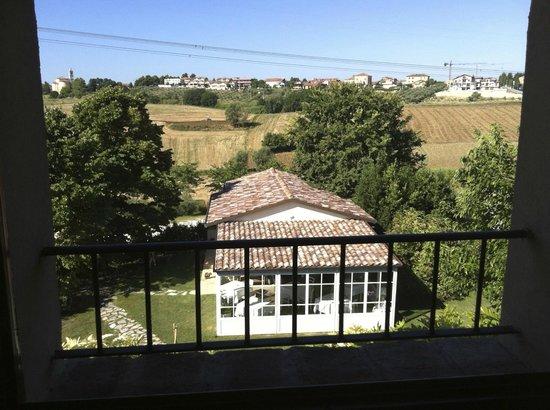 B&B Casa Tentoni: vista da camera