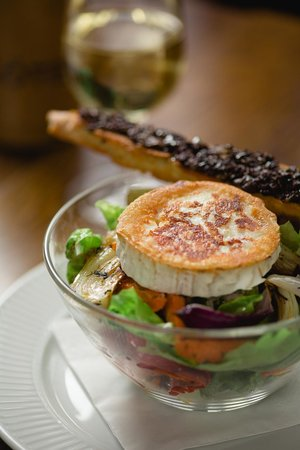 Cote Brasserie - Notting Hill : goats cheese salad