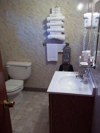 Boidi Motel: Cleanest Bathroom ever