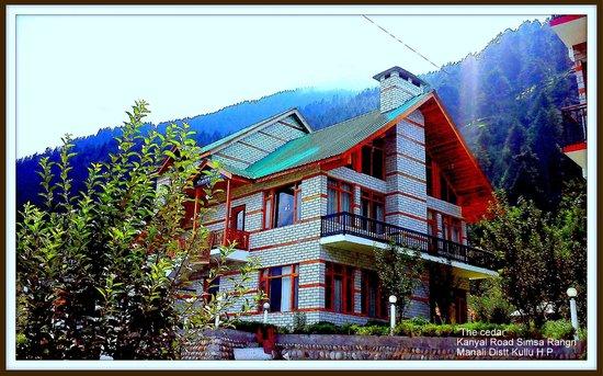 Cedar Cottage Manali