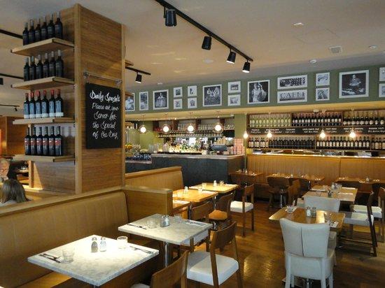 Ponti S Italian Kitchen London