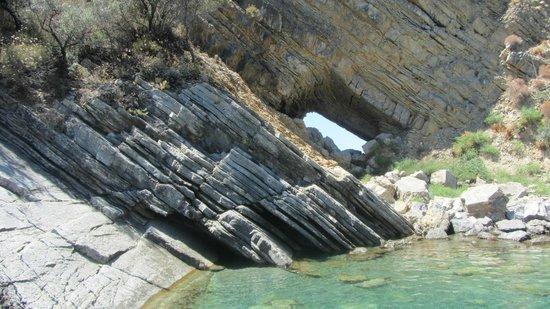 Iztuzu Beach: petite île en face de Iztuzu