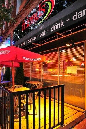 Friends Restaurant & Lounge: Outside Shot